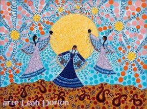 arte Leah Dorion