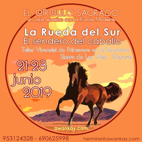 Circulo Sagrado, la Rueda del Sur 2019