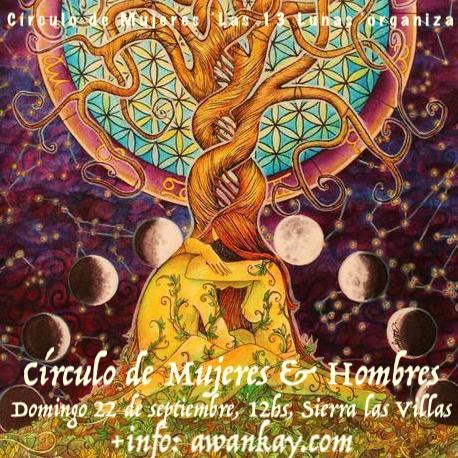 Círculo de Mujeres y Hombres 22 de septiembre
