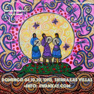 Círculo de Mujeres, 4 de octubre 2020